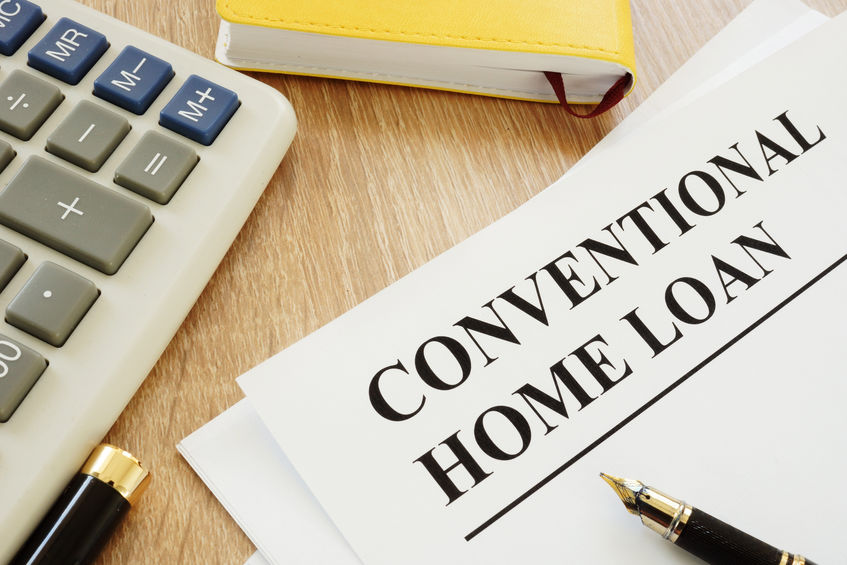What is a conventional loan