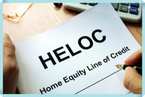 HELOC, Home Equity Line of Credit